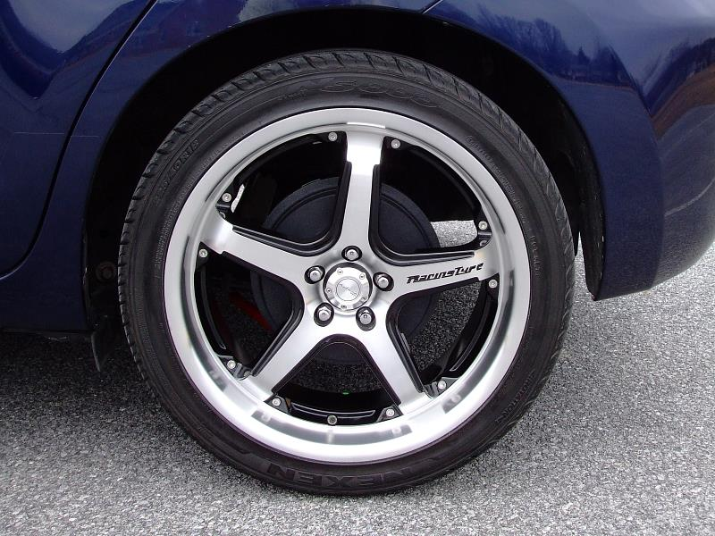 Wheel And Tire Sizes Page 2 Scion Xd Forum